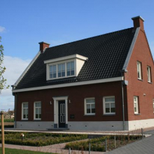 Klassieke notariswoning te Aalst