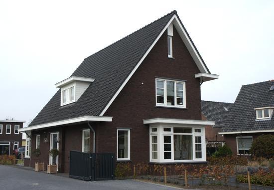 Bouwbureau Kramer > Gerealiseerd > Jaren dertig woning te Veen