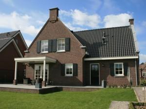 Jaren dertig stijl huis