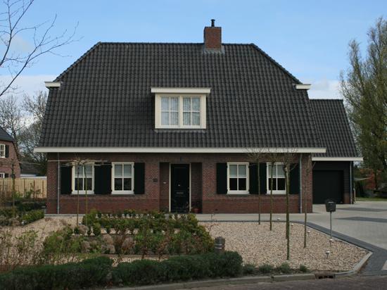 Vrijstaande woning in landelijke stijl te Aalst