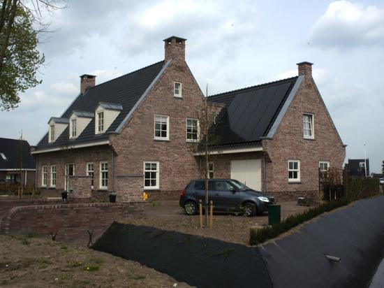 Vrijstaande woning te Aalst